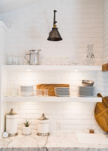 Organized Interior Kitchen Design